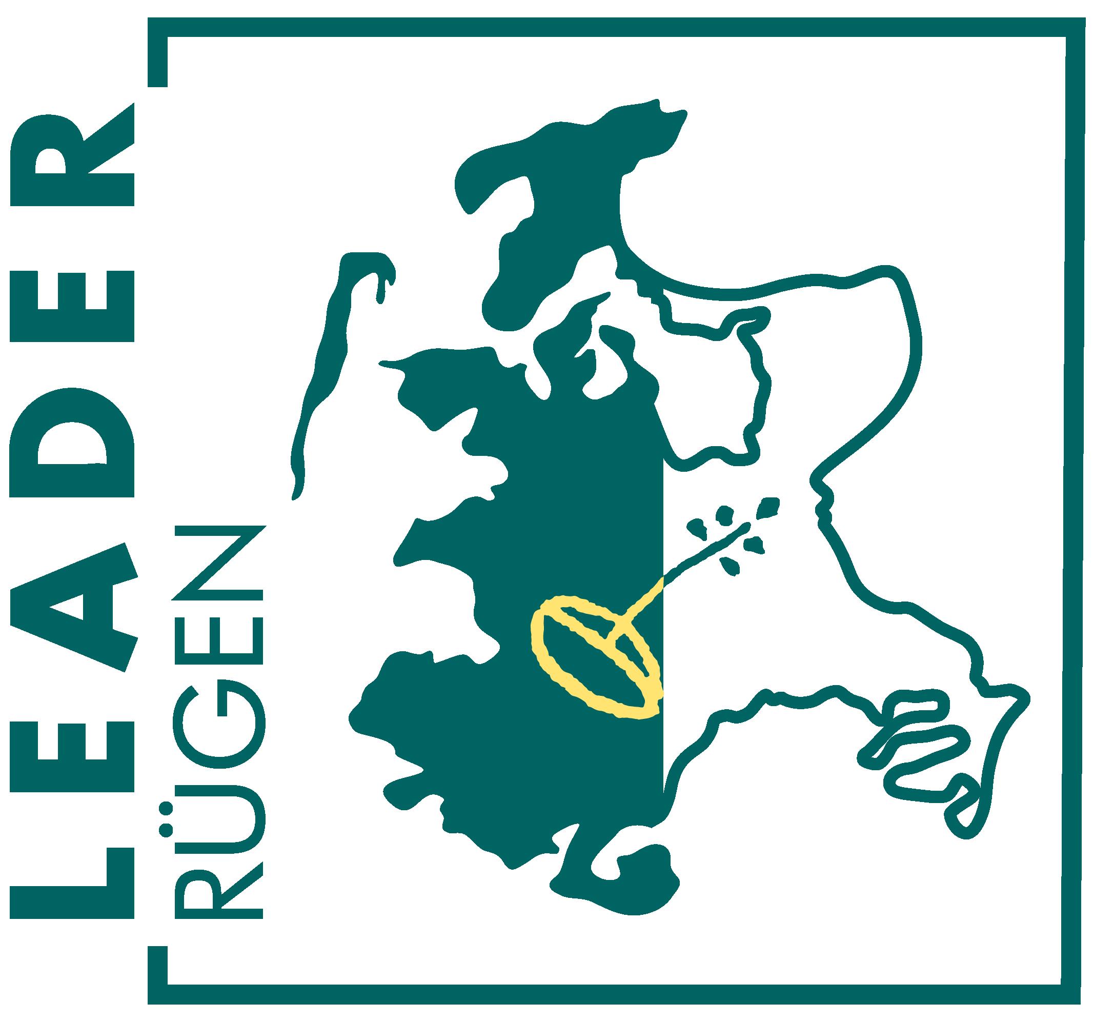 Logo LEADER Rügen